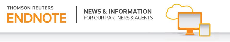 EndNote Partner Portal